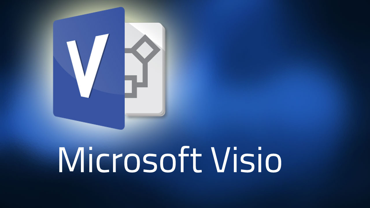 How to create visio diagram