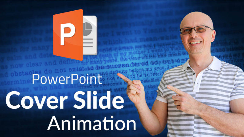 how to create animated slides in powerpoint