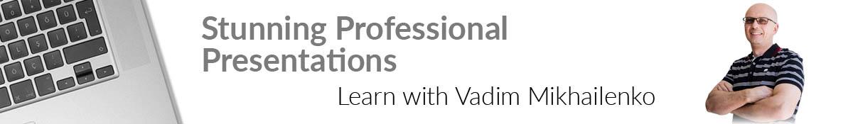 Stunning Professional Presentations