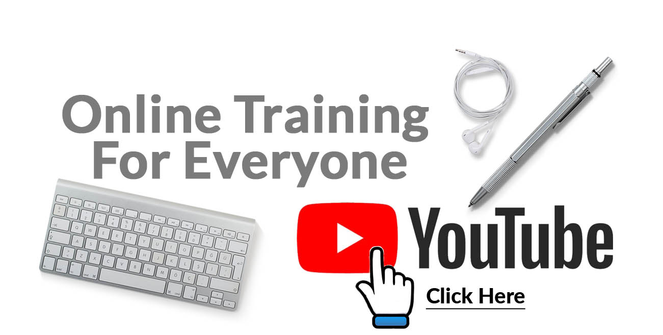 Online Training for Everyone - YouTube Channel