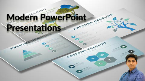 Complete PowerPoint Course: Modern PowerPoint Presentation