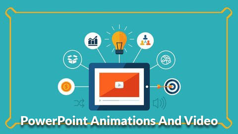 PowerPoint Animations and Video for Online Instructors