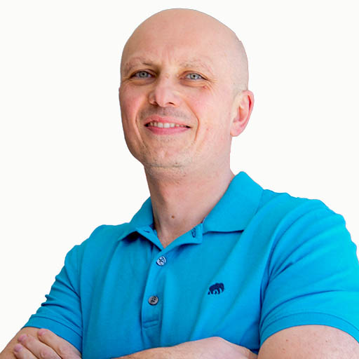 Vadim Mikhailenko - Experienced Consultant and Educator
