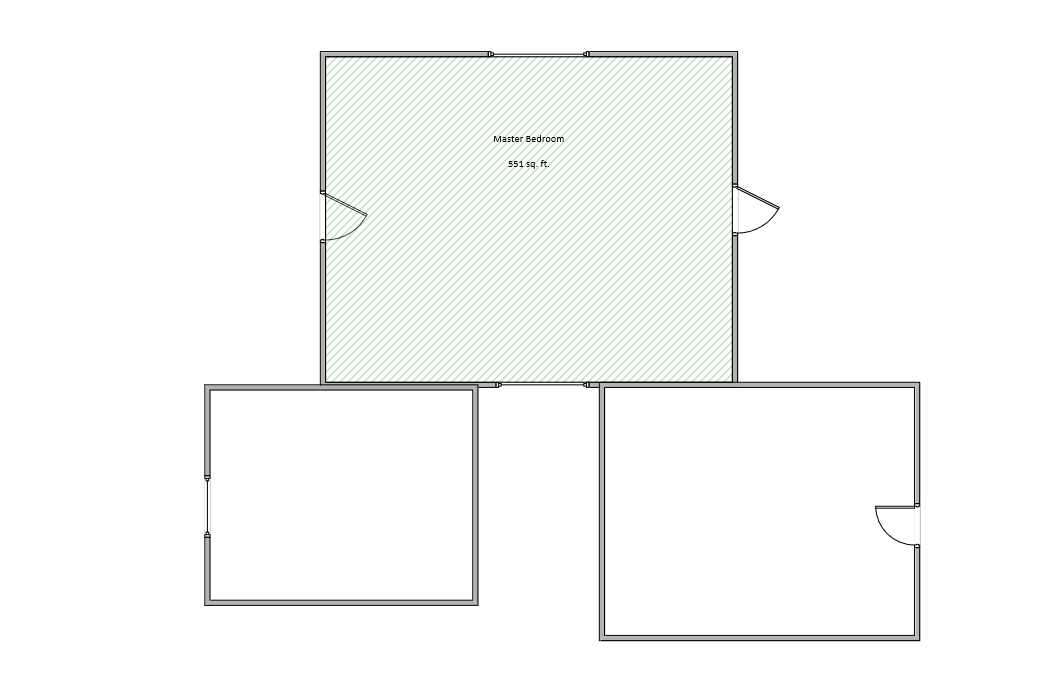 Microsoft Visio Floor Plan: How To Draw A Simple Floor Plan In Microsoft Visio