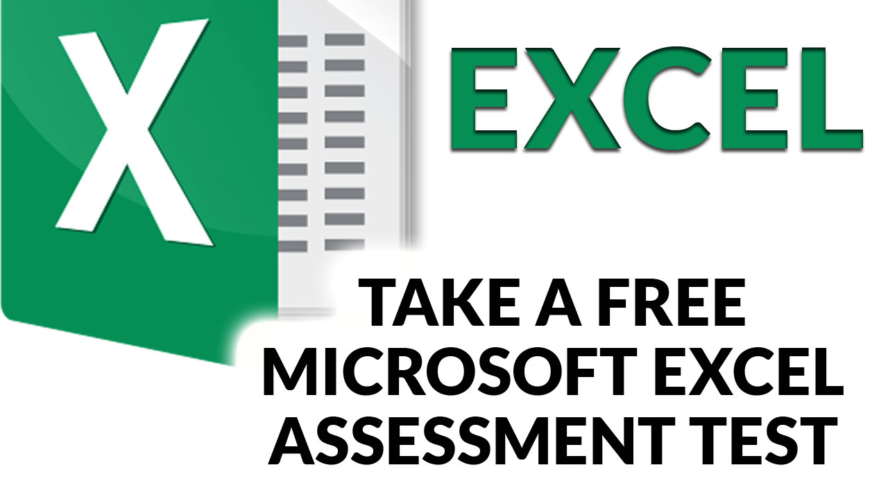 Take a Free Microsoft Excel Assessment Test