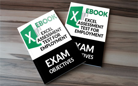 Microsoft Excel Exam Objectives Ebook Cover