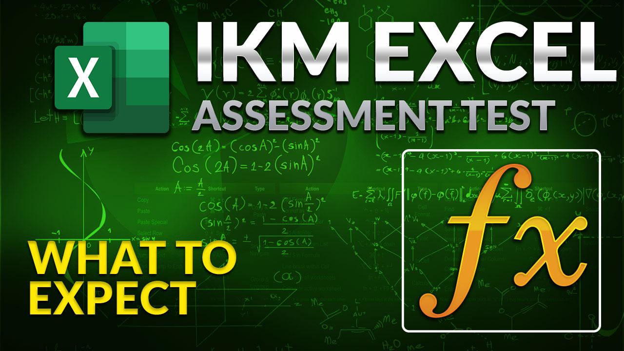 IKM Employment Assessment Test