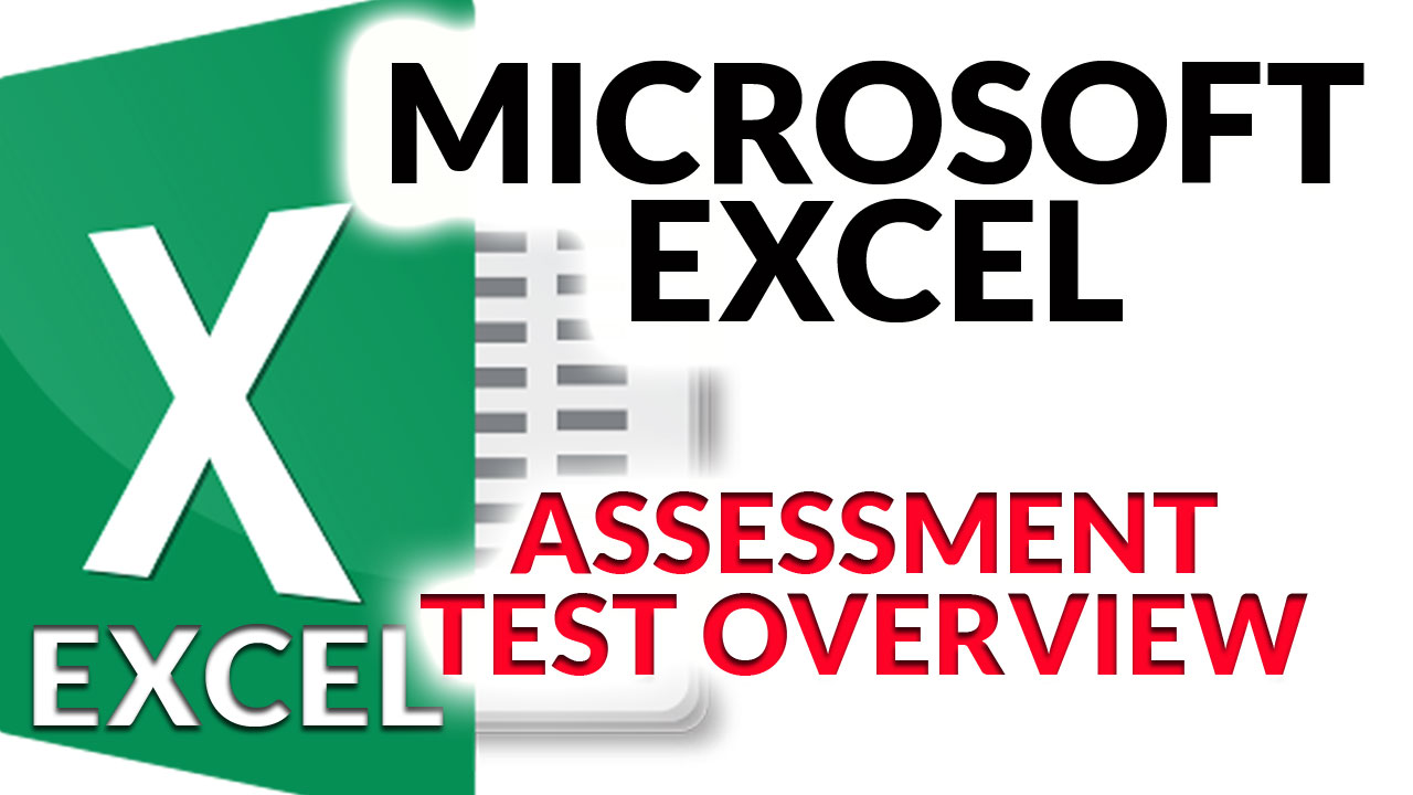 Microsoft Excel Assessment Test Overview