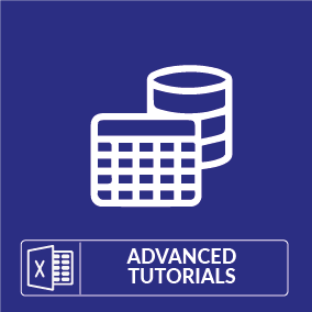 Advanced Excel Tutorials