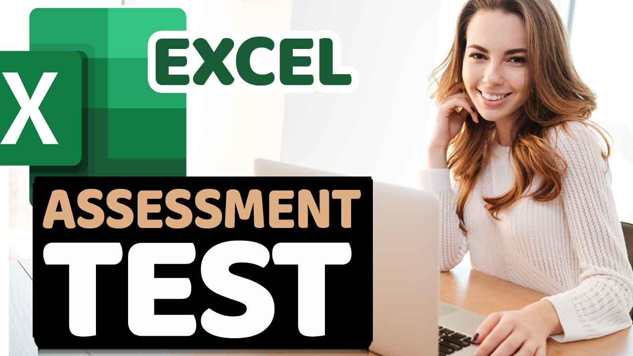 Basic Excel Practice Test