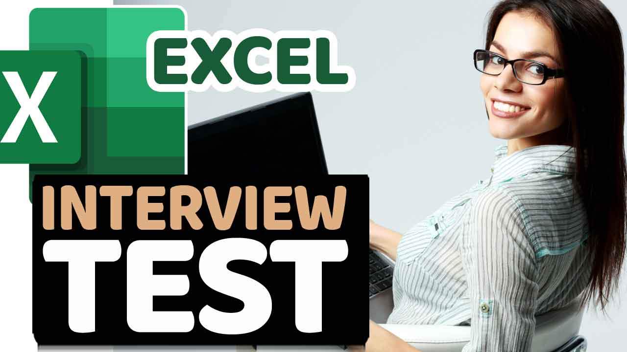 Excel Employment Test Questions and Answers