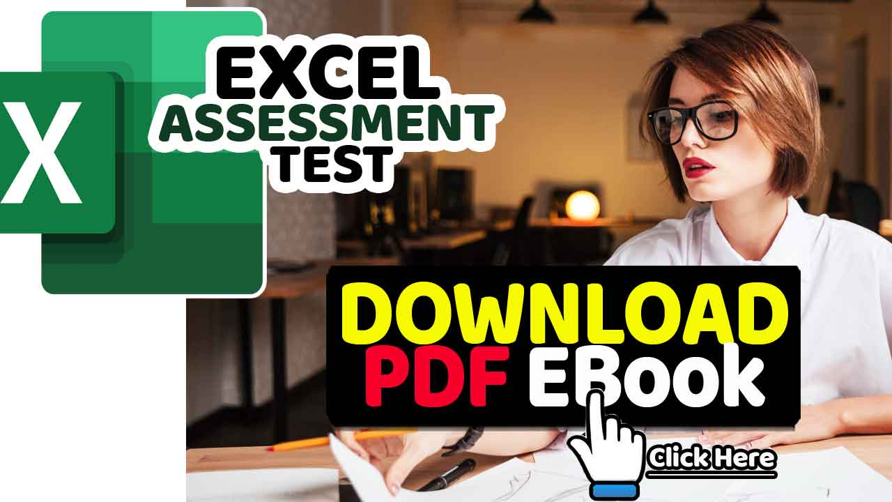 Excel Test for Interview Candidates Download PDF EBook