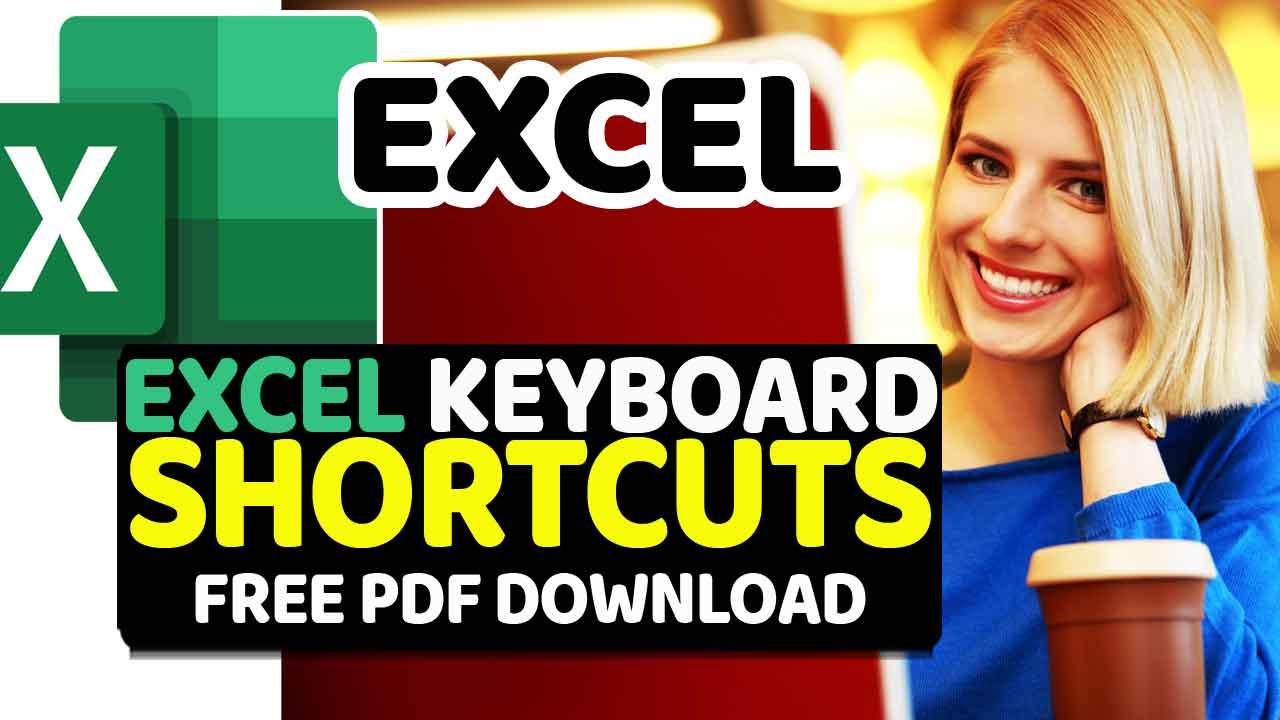 Excel.Keyboard.Shortcuts.Free.PDF.Ebook.Download.v1.1