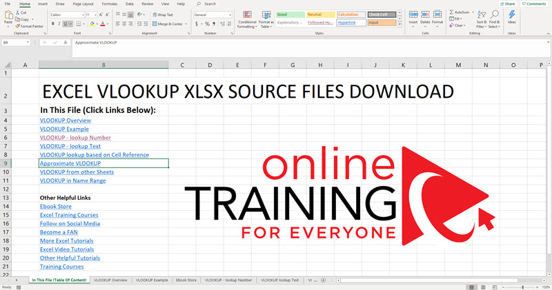 Excel.VLOOKUP.XLSX.Source.Files.Download