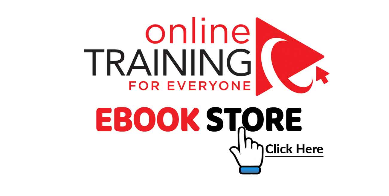 Online Training for Everyone Ebook Store