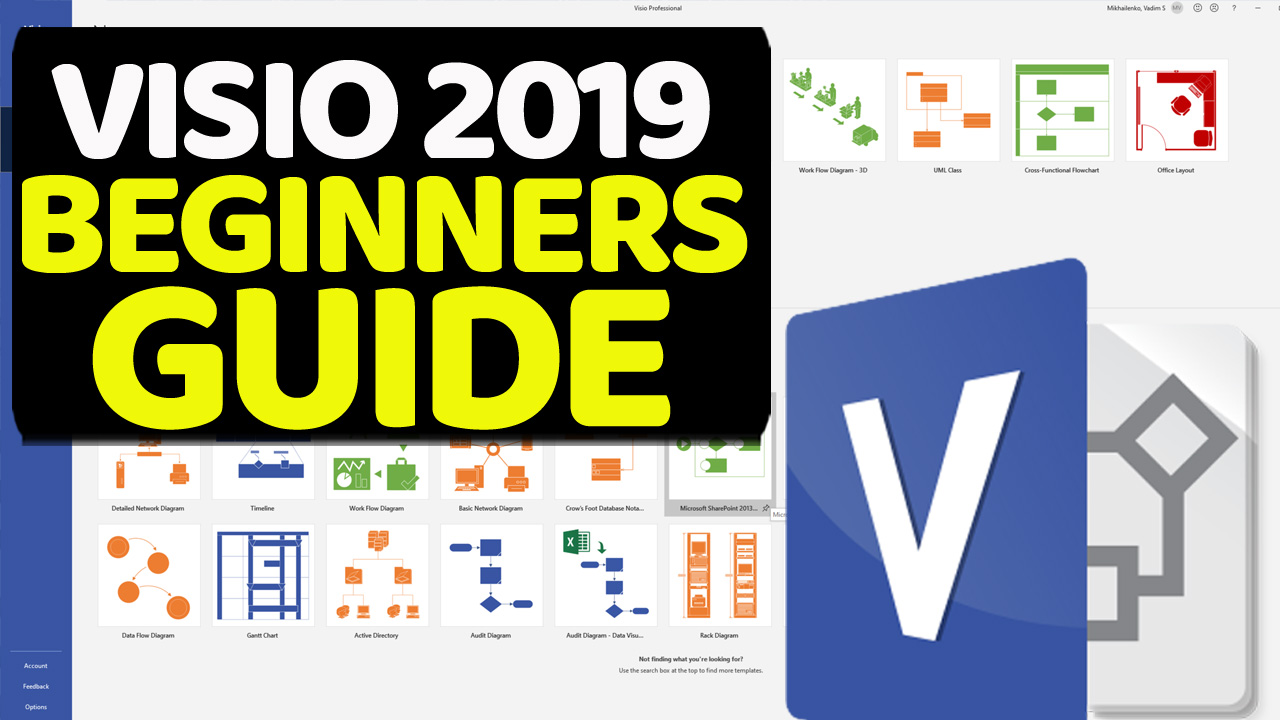 Visio 2019 Tutorial