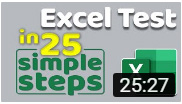 How to Pass Basic Excel Assessment Test in 25  Simple Steps
