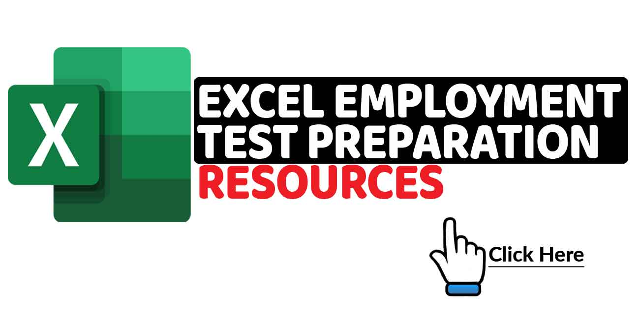 Excel Employment Interview and Assessment Test Preparation Resources