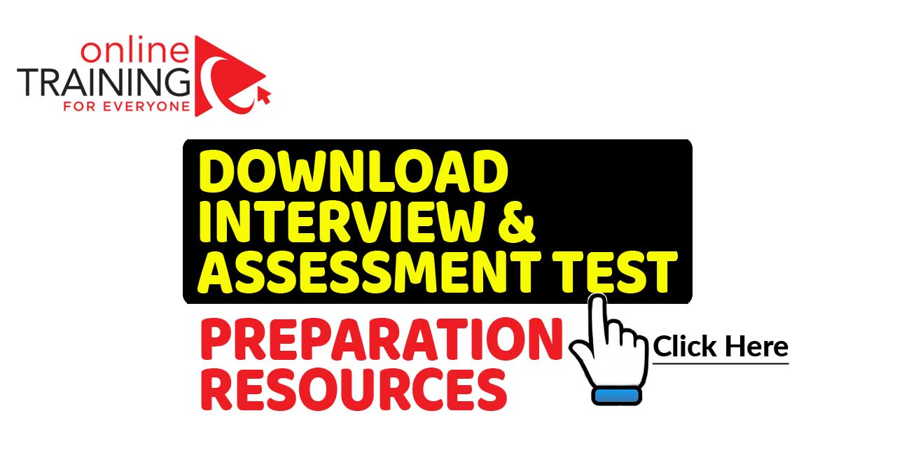 Download Employment Interview and Assessment Test Preparation Resources