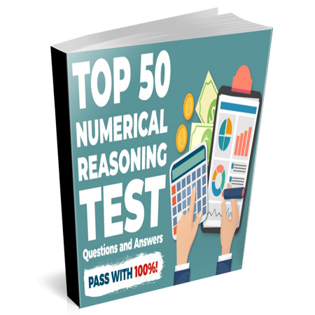 Top 50 Numerical Reasoning Assessment Test Questions and Answers [PDF Download]