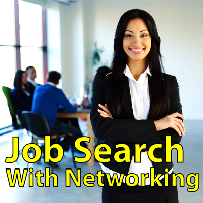 Effective Job Search Using Professional networking