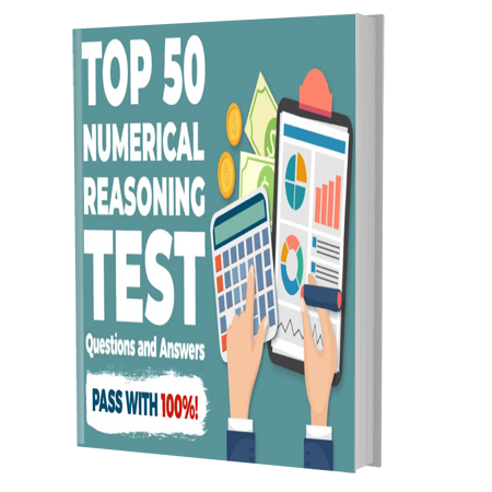 Top 50 Numerical Reasoning Test Questions and Answers [PDF Download]