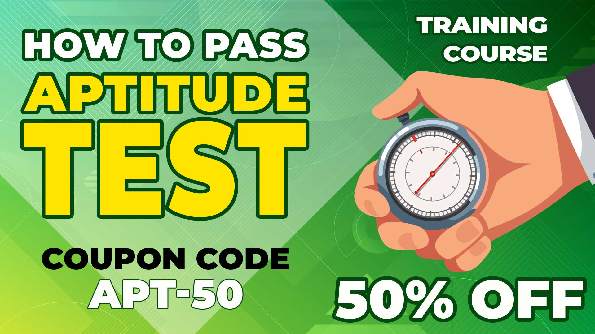 How to Pass Aptitude Test - Online Training Course